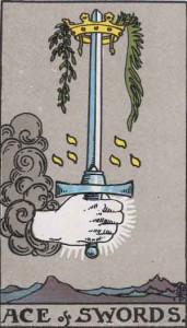 Ace of Swords